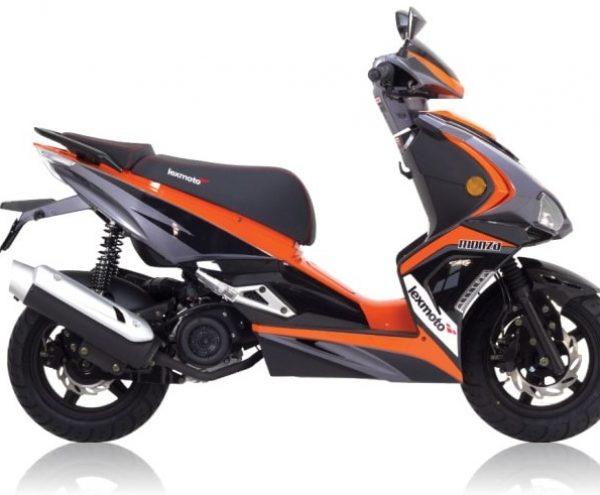 Redline Motorcyles - Lexmoto LXR 125cc