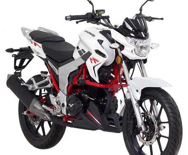 Redline Motorcyles - LEXMOTO VENOM 125